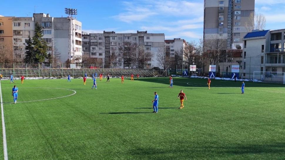 """""""Левски"""" U19 разгроми """"Велбъжд"""" в контрола"""