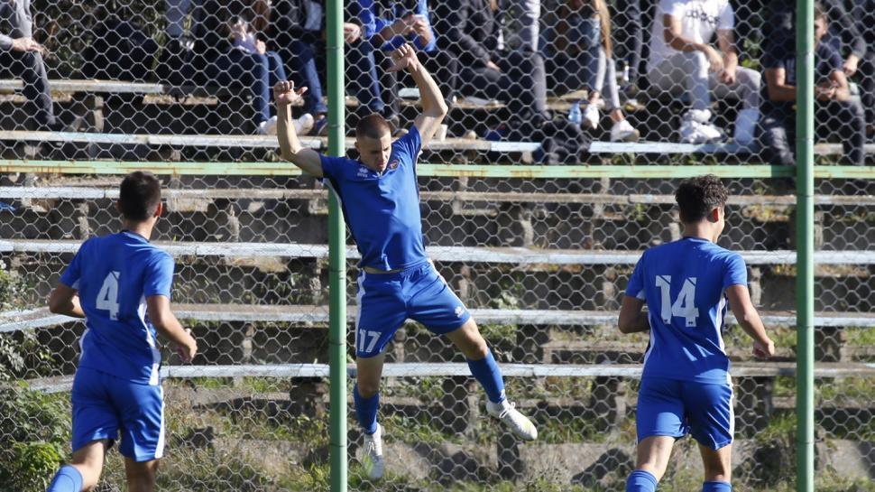 """""""Левски"""" U17 с нова победа на турнира на БФС"""