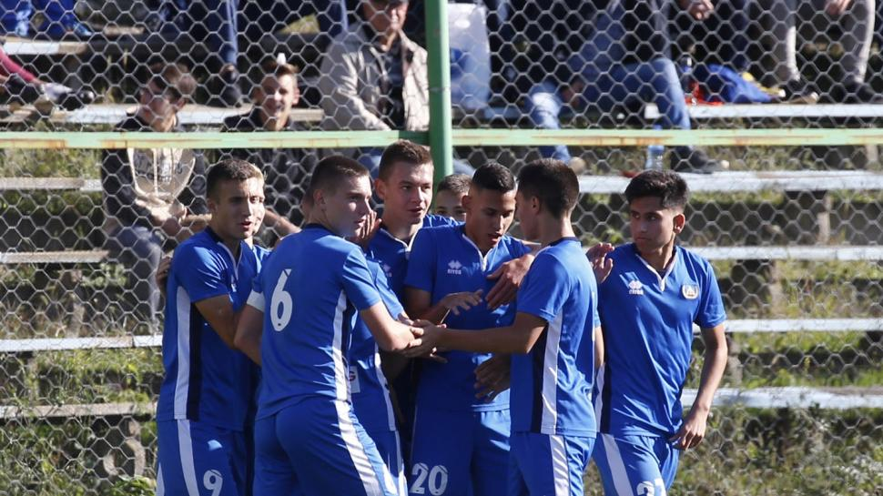 """Левски"" с 16-та поредна победа в Елитната група до 17 г."