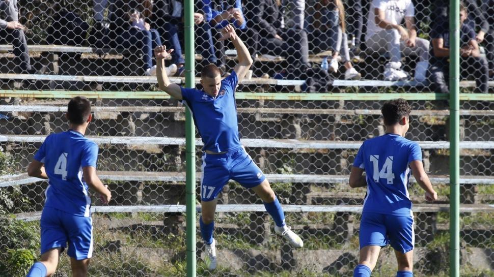 """""""Левски"""" със 17-та поредна победа в Елитната група до 17 г."""