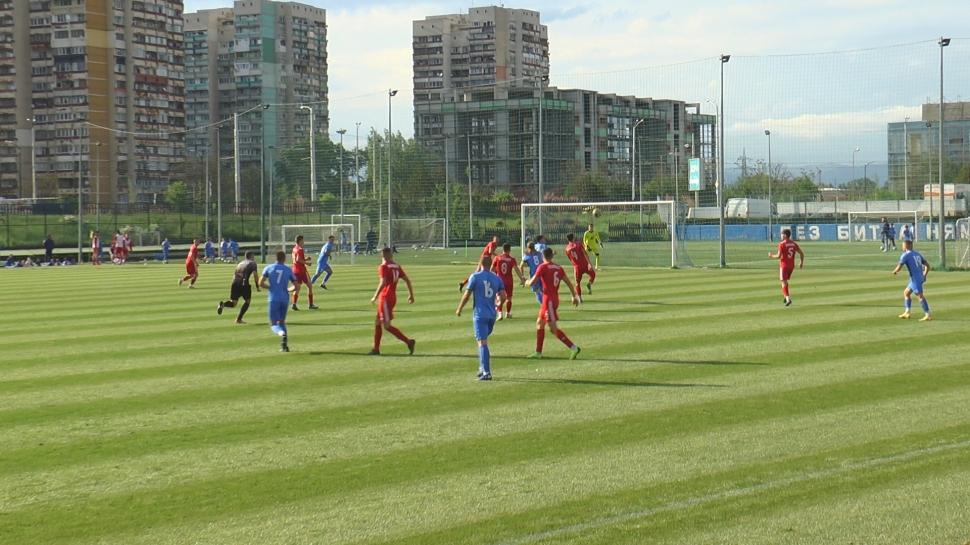 """Левски"" U18 отпадна на ½ финалите за ""Купа БФС"""