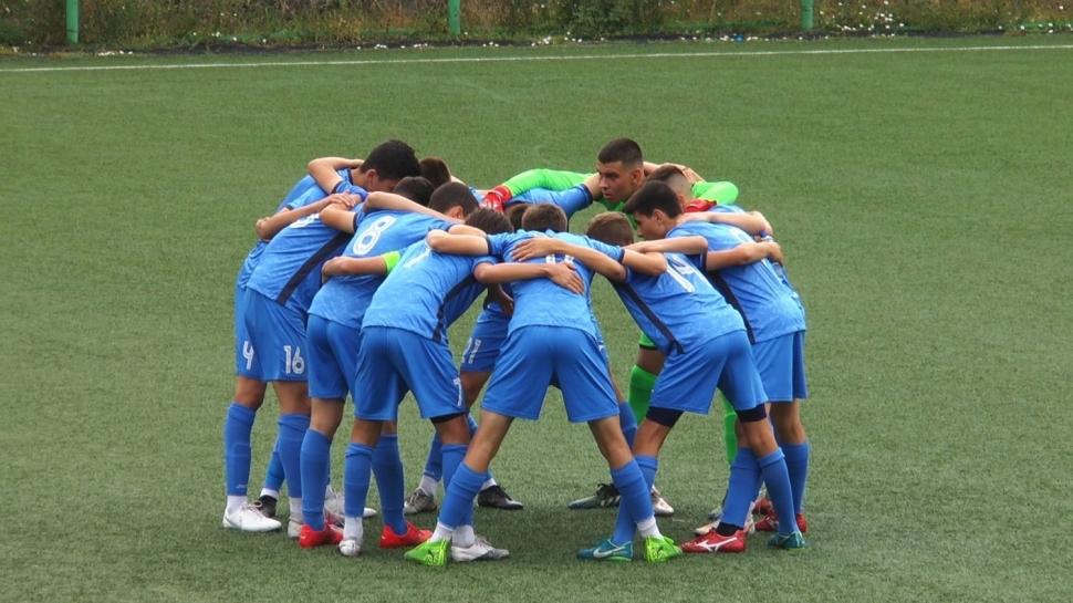"""""""Левски"""" завърши с равенство сезона в Елитната група до 15 години"""