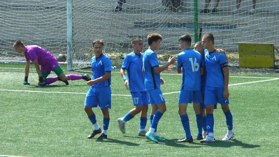 """""""Левски"""" стартира с разгромна победа сезона в Елитната група до 17 години"""