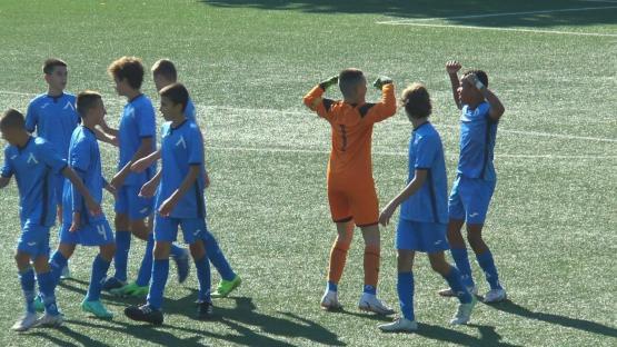 """""""Левски"""" с нова победа в Градското първенство"""