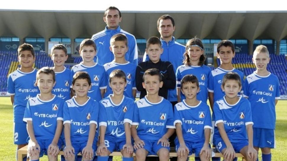 Детският тим ще участва в силен международен турнир в Москва