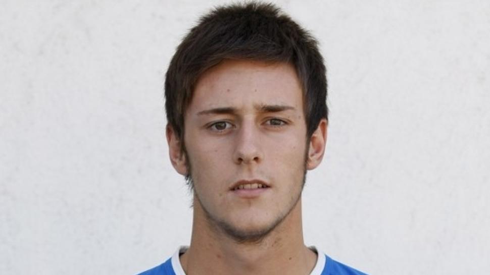 Пламен Илиев подписа първи професионален договор с Левски