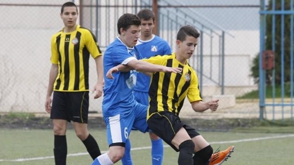 Левски елиминира Ботев Пд за Купата на БФС и е на финал