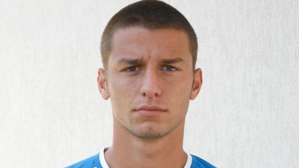 Кристофър Димитров подписа договор с Левски
