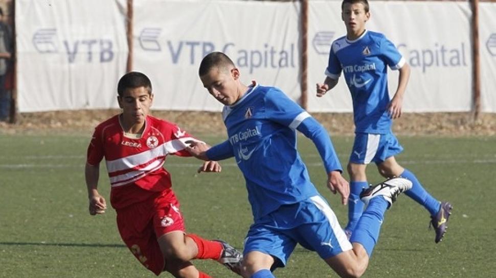 Левски стартира с победа на турнира в Сопот