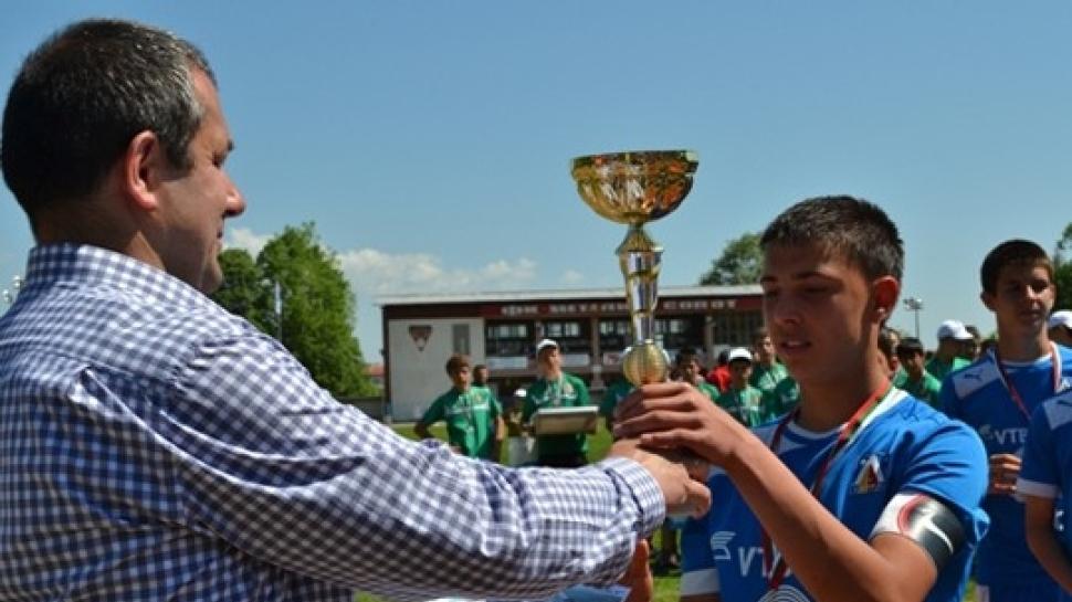 Левски срази ЦСКА с 3:0 и спечели турнира в Сопот