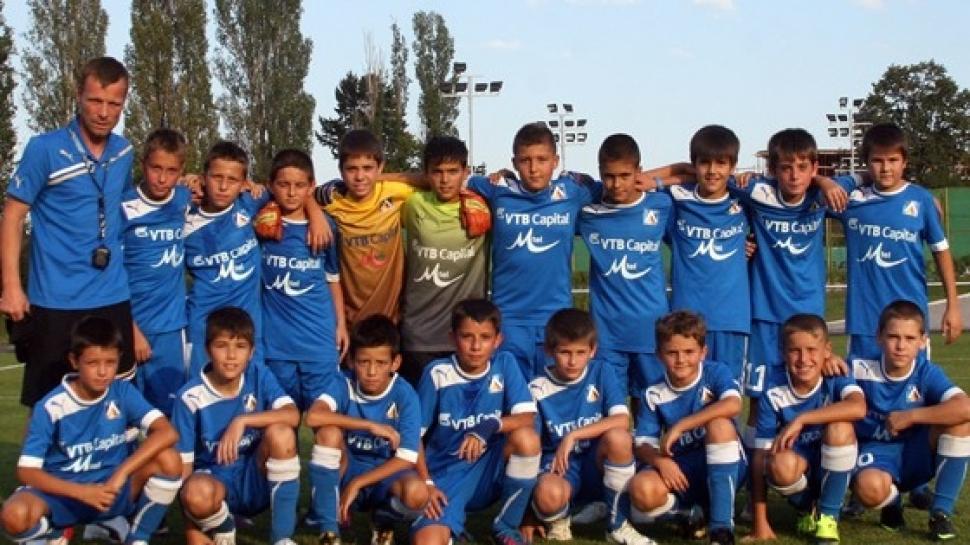 """Детският тим на Левски отива на """"Уембли"""""""