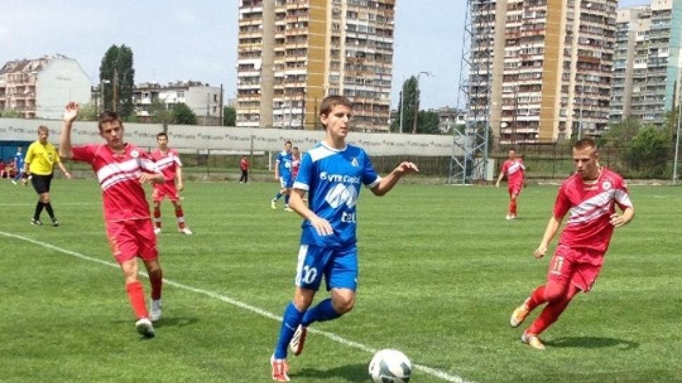 Детският тим се класира на четвъртфинал