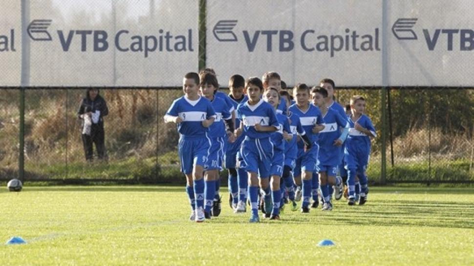 ДЮШ на ПФК Левски набира деца родени през 2006 г.