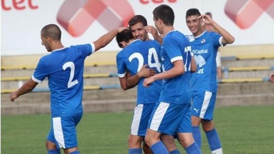 Левски с три отбора на полуфиналите за купата на БФС