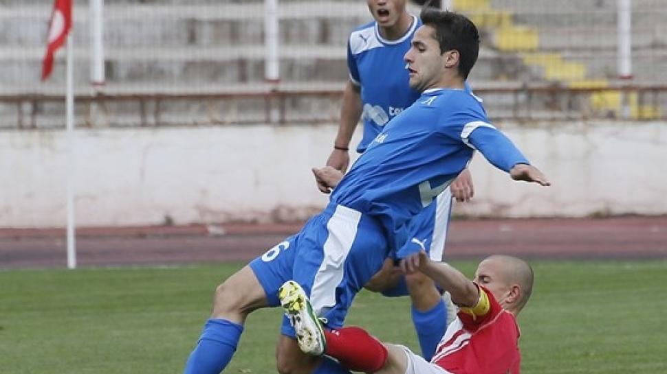 Левски спечели с 4:1 вечното дерби при юношите старша възраст