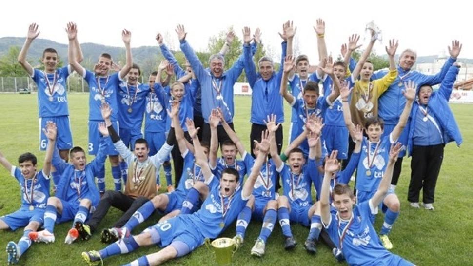 Левски спечели Купата на БФС