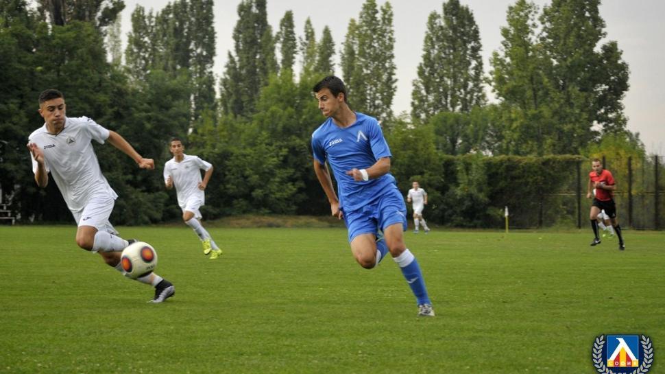 Славия и Левски (U17) завършиха 0:0
