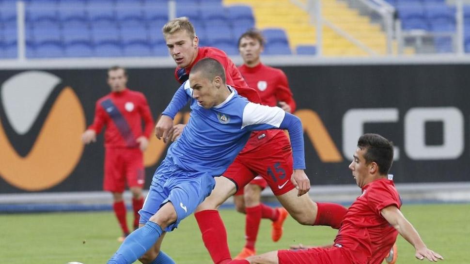 Младежите на ЛЕВСКИ отпаднаха от Шампионската лига след 1:1 с Алтънорду