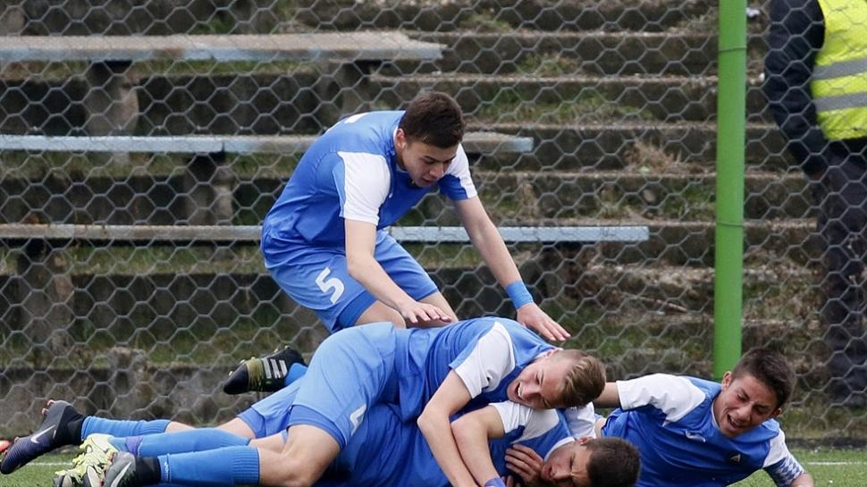 ЛЕВСКИ U16 на финал за Купата на БФС