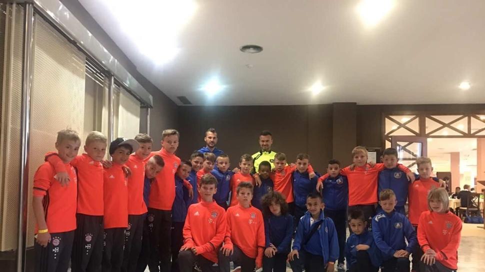 ЛЕВСКИ на полуфинал на Mondialito 2017