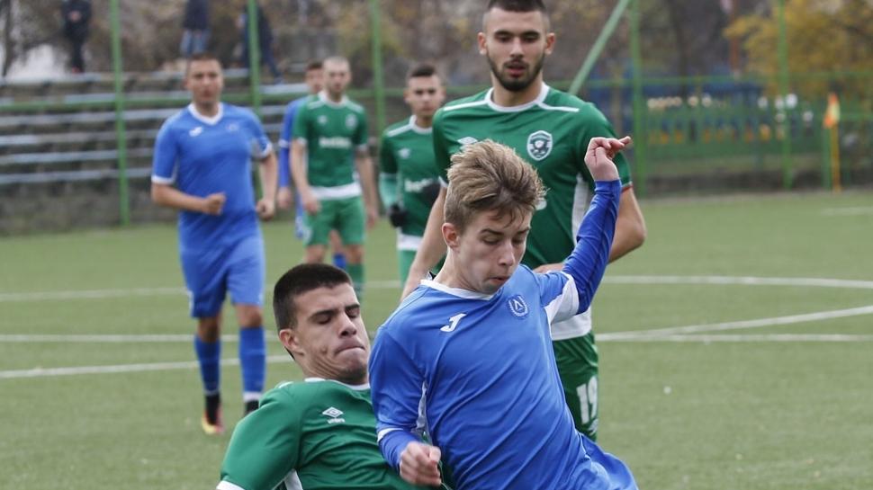 ЛЕВСКИ победи с 2:0 Лудогорец в 1/4-финал за Купата на БФС при юношите старша възраст