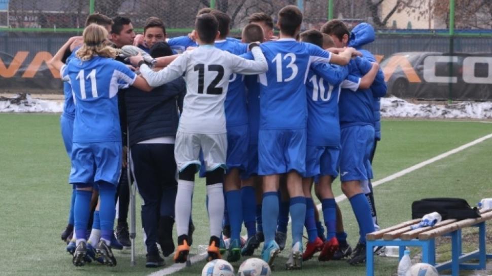 Левски (U15) победи цска-софия с 2:0