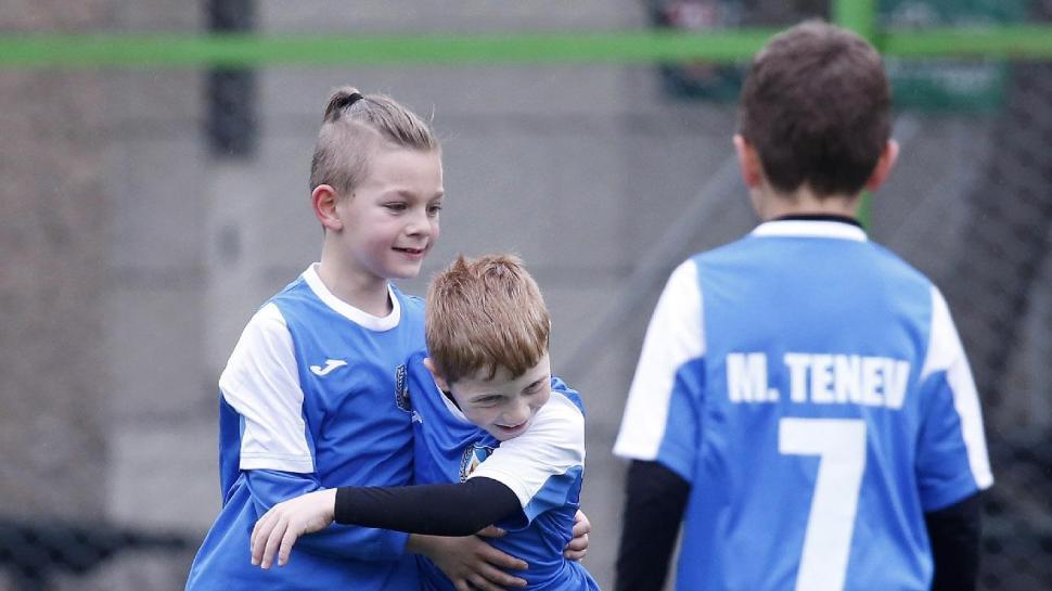 Кастинг за прием на деца в школата на ЛЕВСКИ
