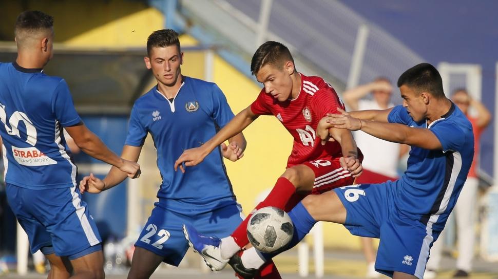 """""""Левски"""" U19 удари ЦСКА-София с 2:0"""