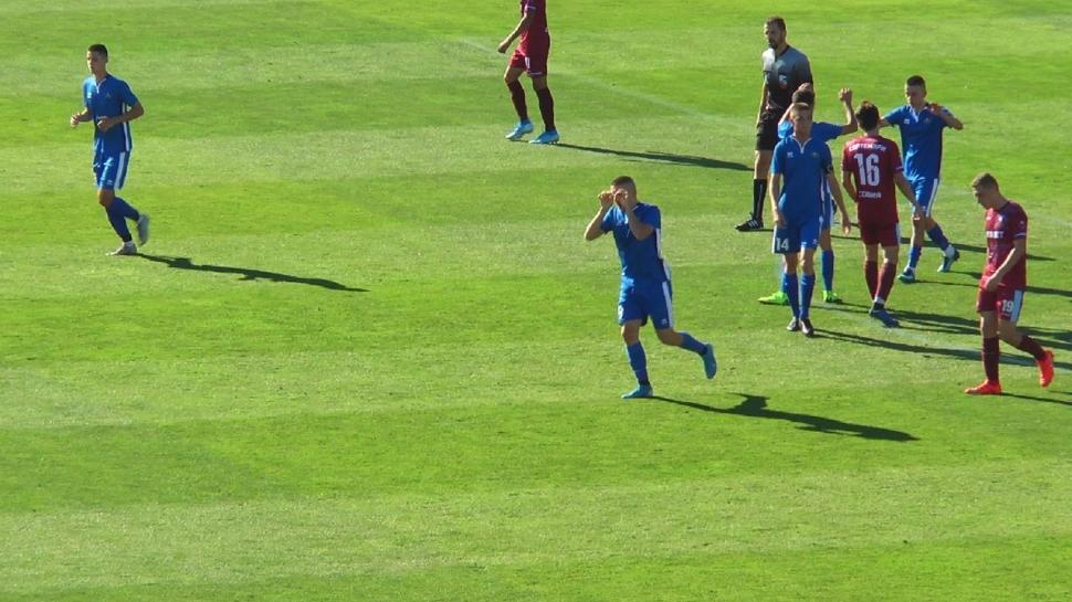 """""""Левски"""" победи """"Септември"""" в първи 1/8 финал за Купата на БФС при 18 годишните"""