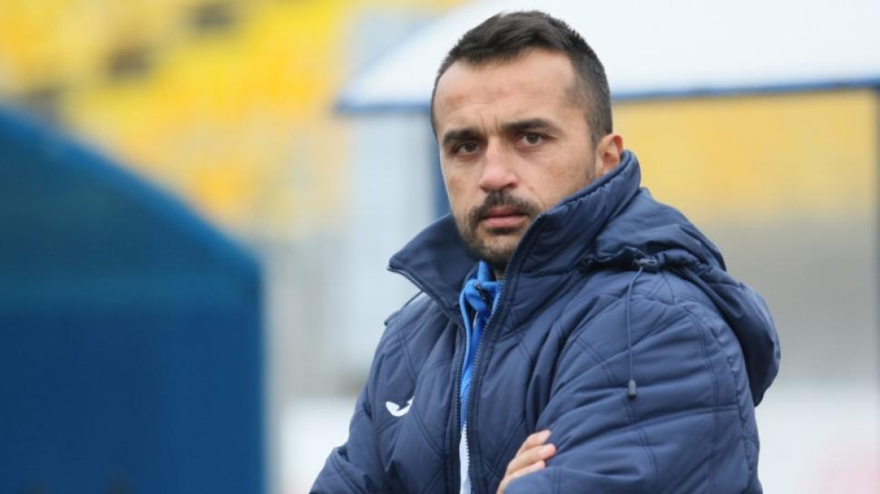 Димитър Телкийски се завърна в Детско-юношеската школа