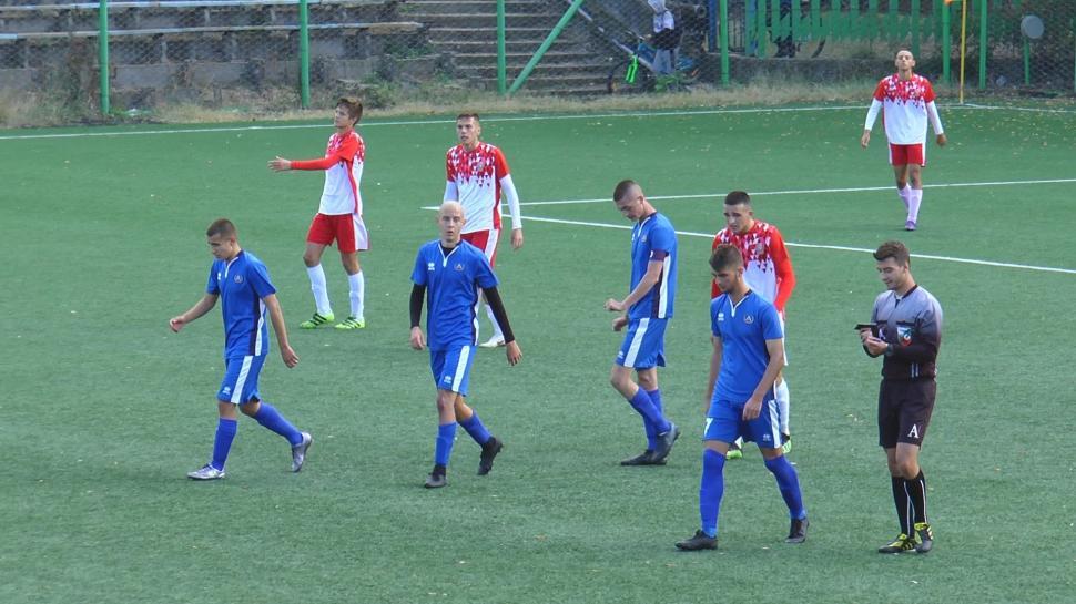 """""""Левски"""" победи """"Миньор"""" (Пк) със 7:1 при юношите старша възраст"""