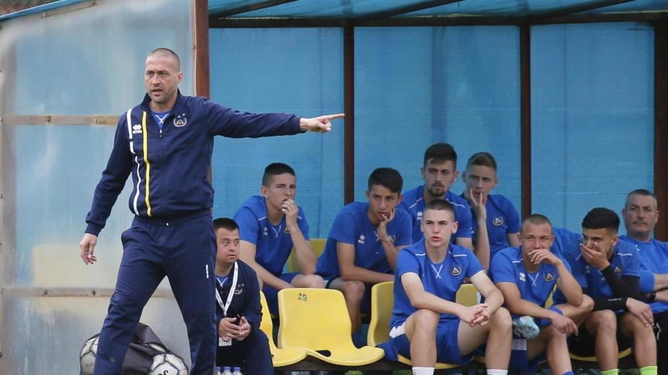 """""""Левски"""" победи """"Монтана"""" в Елитната група до 19 години"""