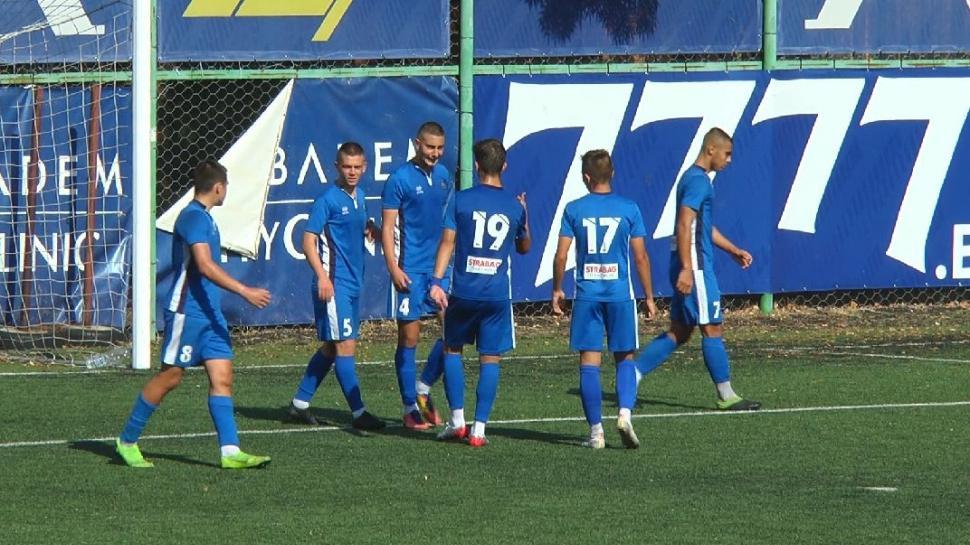 """""""Левски"""" U17 завърши с 1:1 със """"Спартак"""" във Варна"""