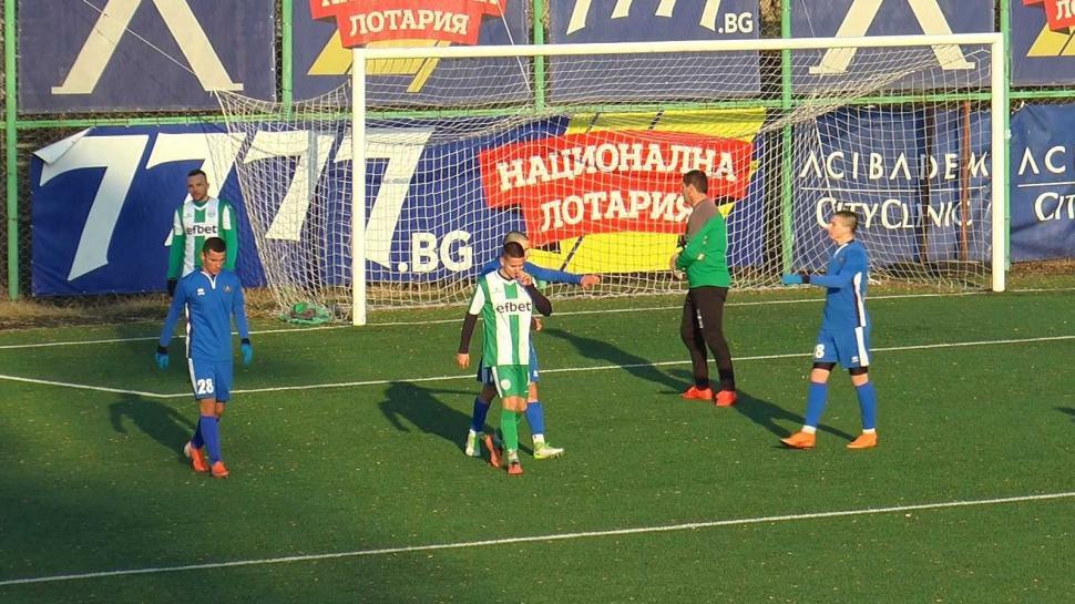 """Левски"" U19 завърши 2:2 с ""Балкан"" (Ботевград)"