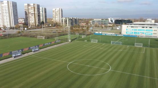 """Тренировъчният процес в Академия """"Левски"""" се подновява"""
