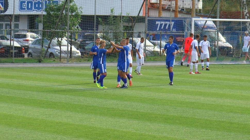 """""""Левски"""" U19 победи """"Национал"""" в Елитната група"""