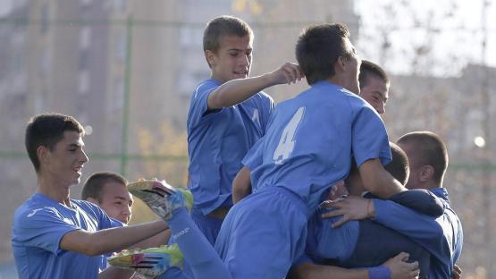 Левски U17 (София) 4:0 ЦСКА U17 (София)