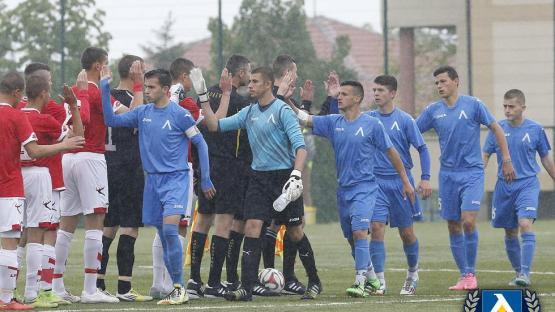 ЦСКА U17 (София) 0:1 Левски U17 (София)
