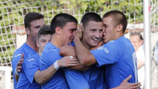 Левски U19 (София) 2:0 ЦСКА U19 (София)
