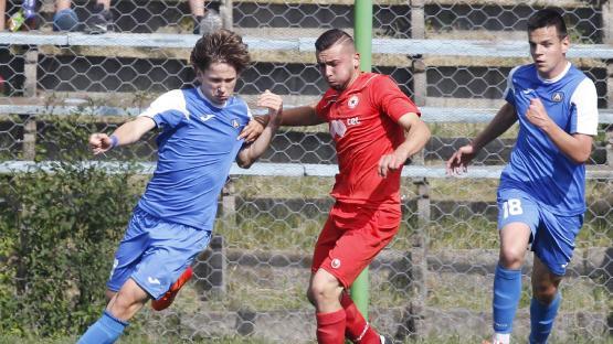 Левски U17 (София) 2:0 ЦСКА-София U17 (София)