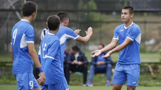 Левски U15 (София) 4:0 Локомотив 1926 U15 (Пловдив)