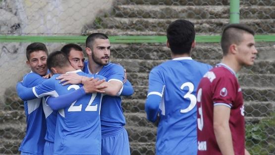 Левски U18 (София) 1:1 Септември U18 (София)