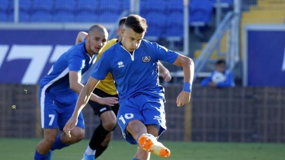 Левски U19 (София) 2:0 Ботев U19 (Пловдив)