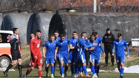 ЦСКА-София U19 (София) 2:1 Левски U19 (София)