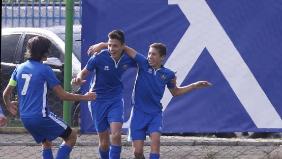 Левски U15 (София) 2:0 ЦСКА-София U15 (София)