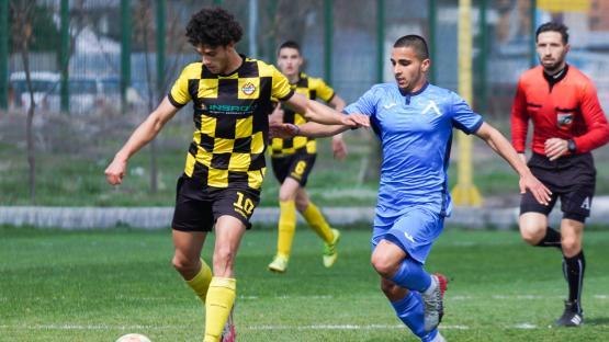 Ботев U18 (Пловдив) 1:3 Левски U18 (София)