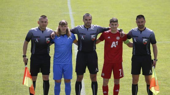ЦСКА-София U18 (София) 2:1 Левски U18 (София)