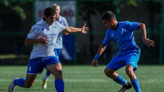 Левски U17 (София) 8:0 Спартак 1947 U17 (Пловдив)