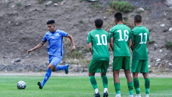 Витоша U19 (Бистрица) 0:1 Левски U19 (София)