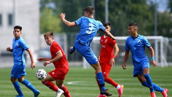 Левски U19 (София) 0:3 ЦСКА 1948 U19 (София)